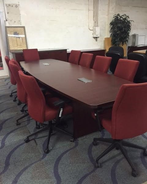10 foot mahogany boat shape conference table direct for 10 foot conference table
