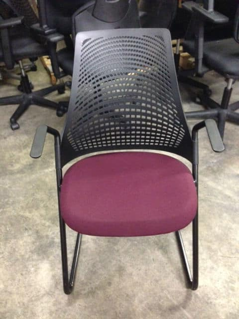 Herman Miller Sayl Sled Guest Chair Direct Office Solutions