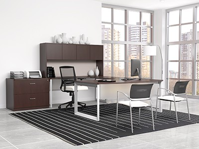 Pivit Executive U Shape Desk